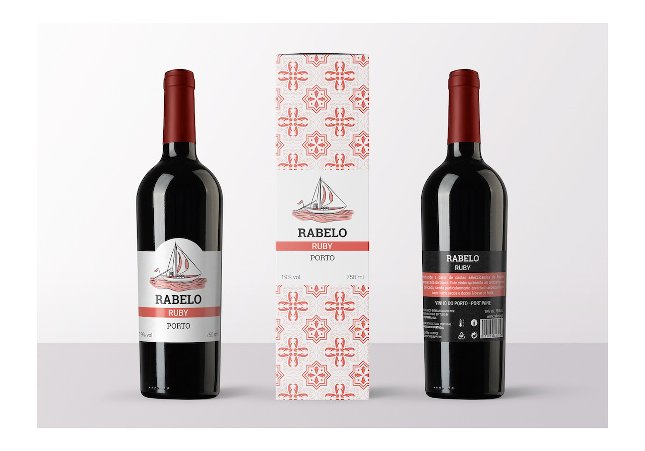 Rabelo: Wine Packaging & Label
